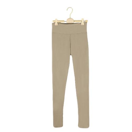 Moda mujeres polainas Fitness Color caramelo elástico en la cintura elástico Yoga deporte Running pantalones pantalones