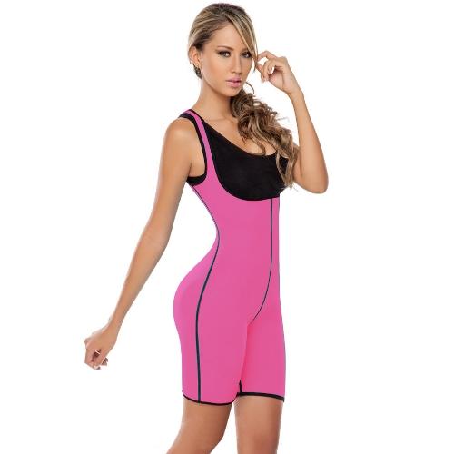 Mujeres Tummy Control Body Underbust que adelgaza Shapewear Body Shaper Control cintura Cincher