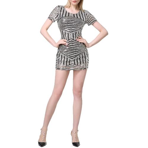 Procurando um vestido para a boate ou festa? Este vestido é uma ótima escolha. Dispõe de lantejoulas por toda parte, sem encosto silhueta design e bodycon, que mostra seu corpo quente. Emparelhá-lo com salto alto para fazer um olhar moderno e atraente na sua noite. Venha e ter uma tentativa! w.t.c w.t.c w.t.c características: w.t.c w.t.c feita de delicados do poliéster, macio e confortável. w.t.c w.t.c pura malha terminar com padrão geométrico do sequin, original e elegante. w.t.c w.t.c recorte Sexy volta com fechamento do zipper escondido. w.t.c w.t.c clássico em volta do pescoço, curto mangas e totalmente forrado. w.t.c w.t.c que tem sido cortado com uma bodycon caber. w.t.c w.t.c w.t.c Nota: posição padrão do sequin será enviada aleatoriamente. Por favor em espécie prevalece. w.t.c w.t.c w.t.c especificações: w.t.c w.t.c tamanho: S (US2 UK6 EU32) / M (US4 UK8 EU34) / L (US6 UK10 EU36) / XL (US8 UK12 EU38) (opcional) w.t.c w.t.c cor: ouro / prata (opcional) w.t.c w.t.c Material: poliéster w.t.c w.t.c Comprimento Manga: curta w.t.c w.t.c vestido comprimento: acima do joelho, Mini w.t.c w.t.c silhueta: bainha w.t.c w.t.c padrão tipo: sólido w.t.c w.t.c decoração: lantejoulas w.t.c w.t.c estilo : Sexy & Club w.t.c w.t.c peso: aprox. 225-255g / 7.9-9,0 oz w.t.c w.t.c w.t.c modelo informações: w.t.c w.t.c altura: 5'10 ' / 178 cm w.t.c w.t.c busto: em 33,1/84 cm w.t.c w.t.c cintura: w.t.c em 22,4/62cm w.t.c quadris: em 39,8/91 cm w.t.c w.t.c modelo veste tamanho M. w.t.c w.t.c w.t.c w.t.c detalhes tamanho: w.t.c w.t.c w.t.c w.t.c w.t.c tamanho asiático w.t.c w.t.c S w.t.c w.t.c M w.t.c w.t.c L w.t.c w.t.c XL w.t.c w.t.c XXL w.t.c w.t.c XXXL w.t.c w.t.c w.t.c w.t.c EUR w.t.c w.t.c 32 w.t.c w.t.c 34 w.t.c w.t.c 36 w.t.c w.t.c 38 w.t.c w.t.c 40 w.t.c w.t.c 42 w.t.c w.t.c w.t.c w.t.c U.S., CA w.t.c w.t.c 2 w.t.c w.t.c 4 w.t.c w.t.c 6 w.t.c w.t.c 8 w.t.c w.t.c 10 w.t.c w.t.c 12 w.t.c w.t.c w.t.c w.t.c UK w.t.c w.t.c 6 w.t.c w.t.c 8 w.t.c w.t.c 10 w.t.c w.t.c 12 w.t.c w.t.c 1