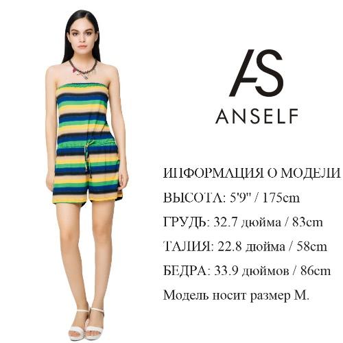 Новая мода женщин слэш шеи комбинезон контраст полосой шнурок талии комбинезон комбинезон зеленый/красный фото