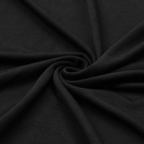 Las mujeres escarpada atractiva vestido de malla bordado de la correa de espagueti del verano mini vestido de la camiseta de la fl