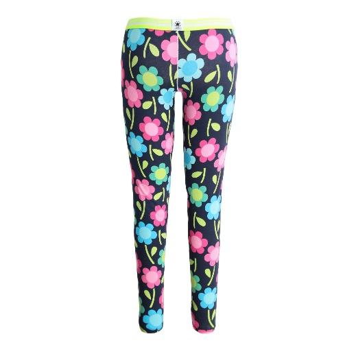 Nuovo Inverno Uomini Lungo Johns pantaloni termici biancheria intima della stampa elastiche caldi degli indumenti da notte delle ghette Bottoms