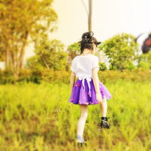 Las nuevas muchachas de la falda de las bolas de la princesa de la falda del tutú del bebé embroma la ropa del Pettiskirt del vestido de la danza del ballet del partido