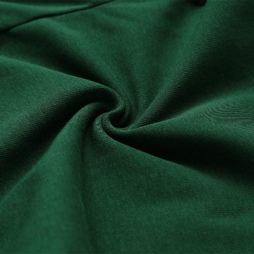 Новые женщины хлопка гетры сплошной цвет тощие эластичный пояс Эластичный колготки Брюки-футляр Jeggings