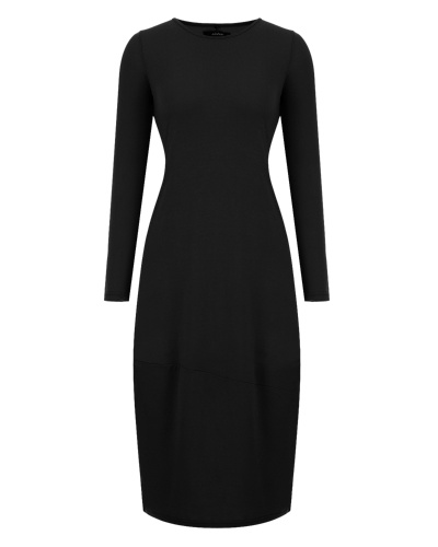 Mixfeer Women's Midi Dress With Pocket