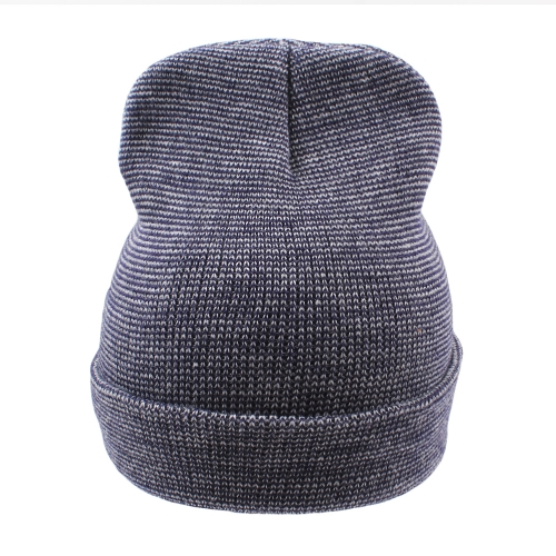 Neue Winter Unisex Frauen Männer Beanie Hut Solide Warme Hip-Hop Cool Strickmütze Kopfbedeckungen
