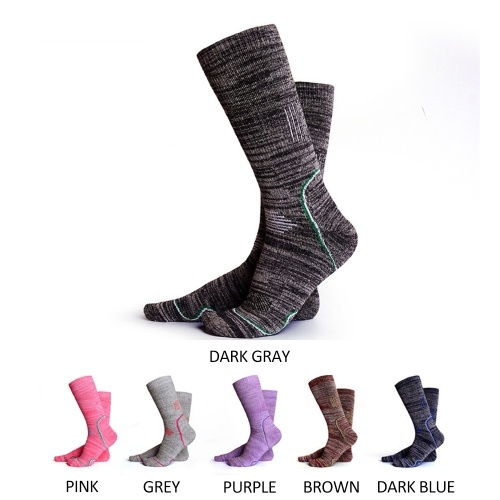 Mountaineering Hiking Walking Ski Outdoor Socks Thicken Terry Sports Socks