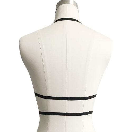 Сексуальный женский бюстгальтер для белья для стрижки эластичный эластичный пояс для ремня для тела фото