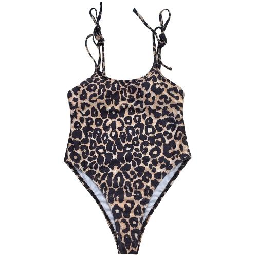 Sexy Women One Piece Swimsuit Swimwear Print Body Vendaje Beach Wear Traje de baño Backless Monokini