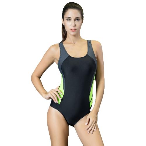 Moda Kobiety Profesjonalne sporty One Piece Swimwear Stroje kąpielowe Brazylijski strój kąpielowy Kostiumy kąpielowe