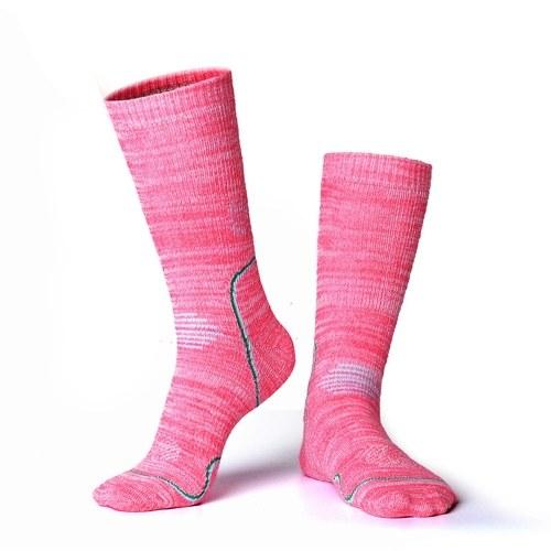 Mountaineering Hiking Walking Ski Outdoor Socks Thicken Terry Sports Socks