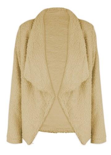 Женское пальто из меха из меха