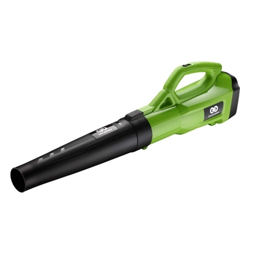 Turbine Powerful Leaf Blower 2-Speed Control with 120MPH and 465 CFM Output