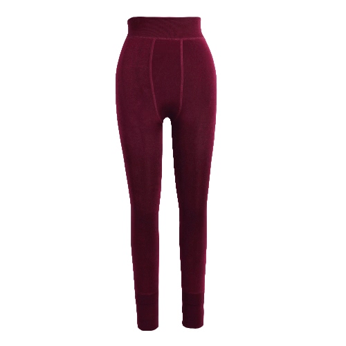 New Winter Women Thick Faux Velvet Warm Leggings High Cintura Solid Color All-match Slim Leggings
