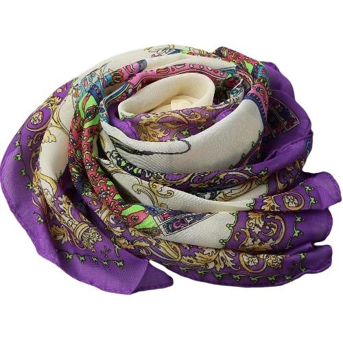 Las nuevas mujeres de la bufanda