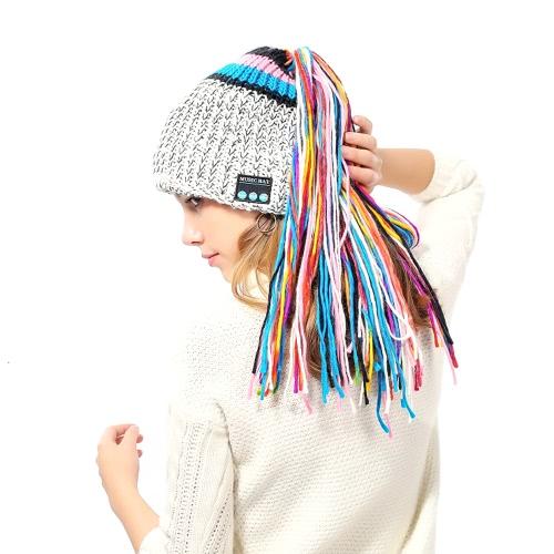 BT inalámbrico Smart Beanie Hat
