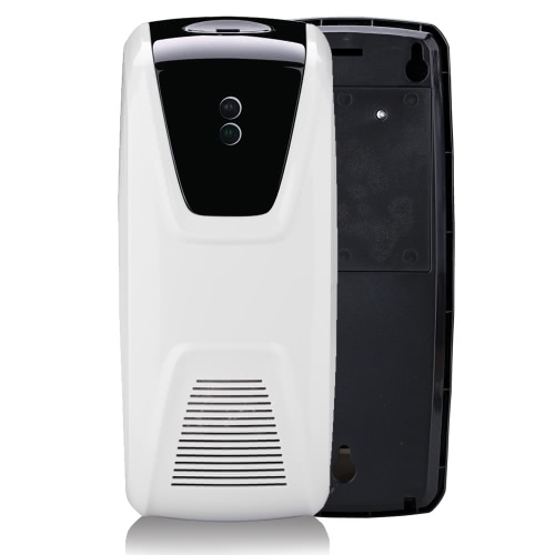 Fan Type Automatic Light Sensor Air Freshener Dispenser Use Essential Oil or Perfume Refillable Aerosol Dispenser