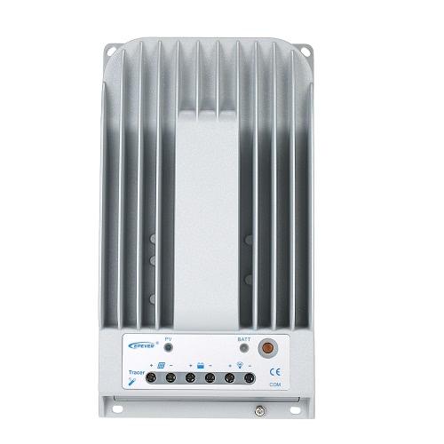 Tracer 2215BN 12V / 24V MPPT 20A Controlador de descarga de carga solar con función de comunicación 150V Panel solar PV de entrada