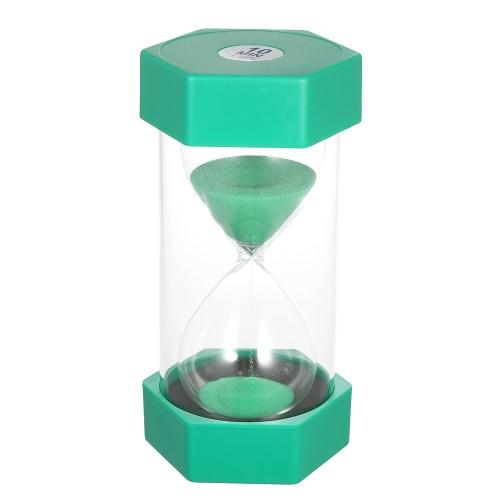 15 минут Песочные часы Песочные часы Песочный таймер Украшение для кухни Офисный таймер игры Рождественский подарок на день рождения
