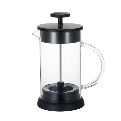 32oz French Press Pot Cafetiere Coffee Cup Tea Filter Borosilicate Glass Beaker Carafe