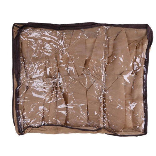 Cubierta a prueba de polvo del hogar del bolso del almacenaje del organizador del zapato a prueba de polvo