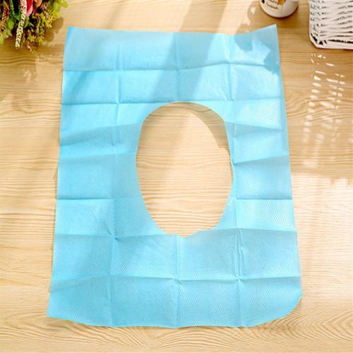 1 Unidades 10 Unids Toiletery Paper Pad Viajes Desechables Asiento de Inodoro Cubierta de Asiento de Baño Herramienta Accessiories Sanitaria