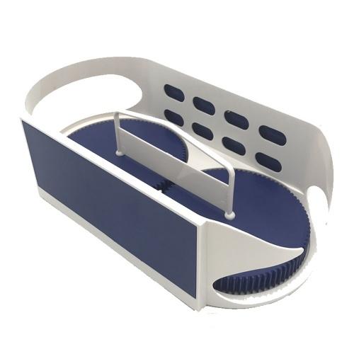Новый 360-градусный редуктор Холодильник для хранения контейнеров для хранения кухонных стеллажей