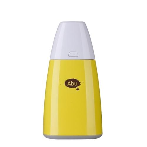 250 мл USB-портативный ароматерапевтический эссенциальный масляный диффузор Мини-ультразвуковой охлаждающий увлажняющий туман с яркими светодиодными лампами для домашнего офиса