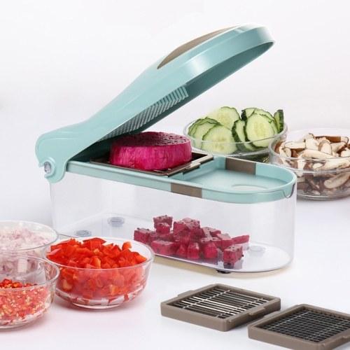 Descascador vegetal da batata do cortador da cozinha manual Multi-funcional do cortador da cozinha