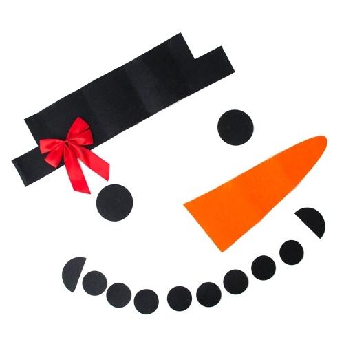 DIY Christmas Snowman Decoration