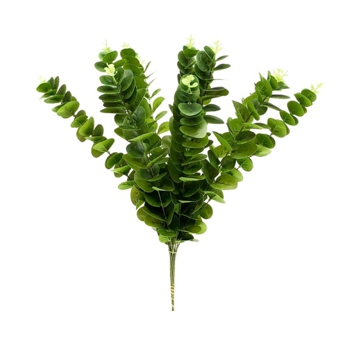 Christmas Artificial Branches Natural Artificial Foliage Plants Leaves Flower фото
