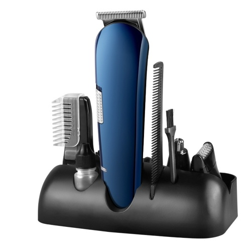 Electric Shaver Razor for Men Shaver Trimmer Grooming 8 in 1 Rotary Cordless Hair Clippers Quick USB Rechargeable