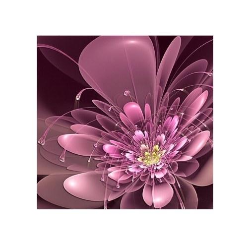 DIY 5D diamante pintura colorida flores decoración de la pared