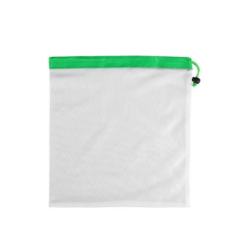 再利用可能なメッシュ製品バッグナイロンメッシュストレージバッグ