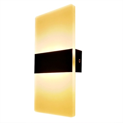 Modern Wall Sconces LED Wall Lamp (3000K)