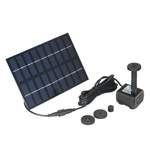 Decdeal Solar Powered Pump