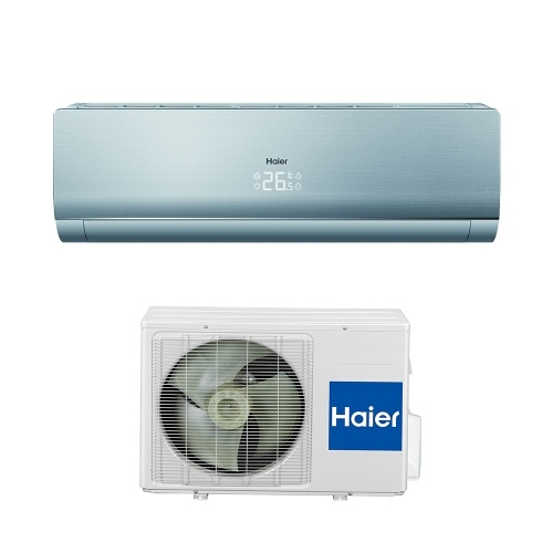 Haier SIROCCO R410 Climatiseur 4400iS Wifi LED Installation super silencieuse gratuite