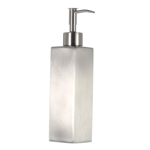High-quality Stainless Steel Soap Liquid Dispenser for Bathroom Kitchen Countertop Bathroom Accessory