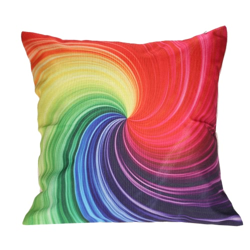 Anself Art Bedroom High Quality Cotton and Linen Pillowcase Pillow Cover Throw Pillow Case for Sofa Decoration 18 * 18
