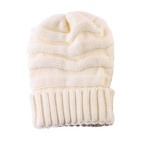 Fashion Men Women Kid Fall Winter Warm Unisex Elastic Head Skull Cap Knit Knitted Wool Crochet Beanie Ski Blank Color Hats