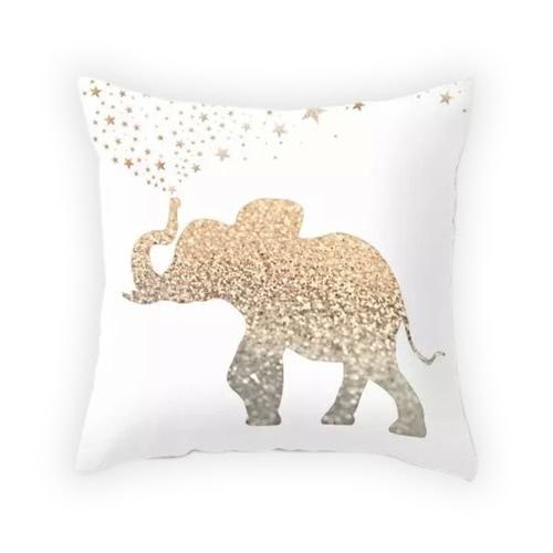 La manera simple decorativo del hogar banda Funda de almohada cubierta del protector de cama de la cintura del coche del sofá amortiguador del regalo de la decoración