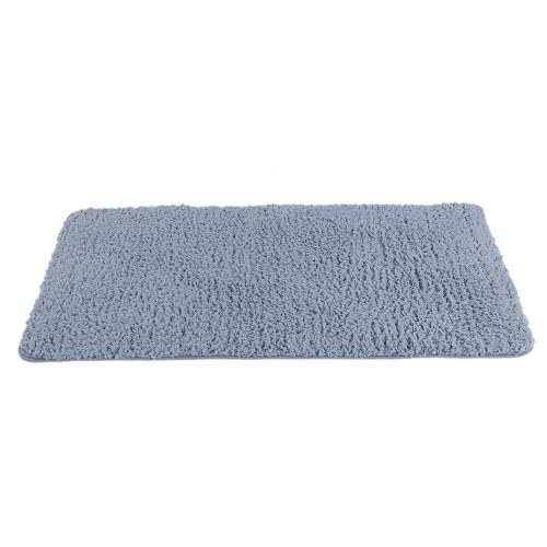 60*120cm  Super Soft Shaggy Area Rug Highly Absorbent Carpet Non-skid Footcloth Mat Ground Mat Fluffy Rugs Floor Mat