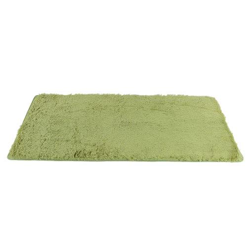 80 * 160см Ultra Soft Крытый Shaggy Коврик с высокой впитывающей Ковер противоскользительная портянка Мат Первый Мат Пушистые ковры Напольный коврик
