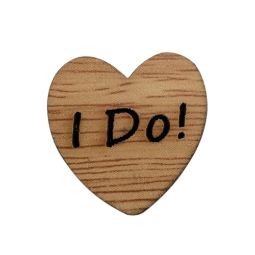 50Pcs Naturel Rustique Bois Mini Hollow Love Hearts Embellissements pour Craft Décoration Slices Disques Ornements Engraved Lettres Bijoux Bricolage I Always Always LOVE Props
