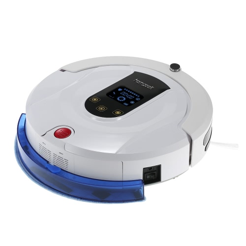 Homgeek Automatic Vacuum Cleaner Robotic Smart Sweeping Machine Intelligent Floor Cleaner Cleaning Mopping Robot with Remote Control