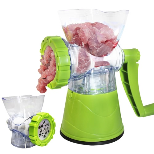 Multifunctional Manual Meat Grinder Detachable Wring Mince Machine Practical Sausage Maker Kitchen Utensils and Gadgets