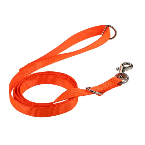 Strong Durable Nylon Material Dog Leash Pet Strap Lead Leash Dog Walking Running Training Control Safety Traction Rope