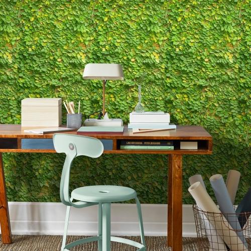 125 * 16 Zoll PVC wasserdicht selbstklebend 3D Tapete Rolle Wand Boden Kontaktpapier Aufkleber Abziehbilder Home Decor - Blatt