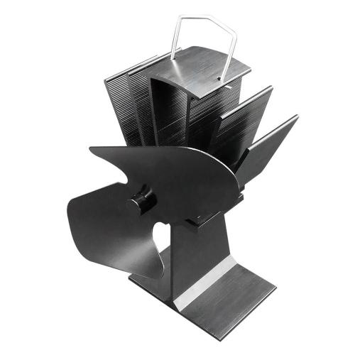 Eco Friendly Quite Heat Powered Kuchenka Wentylator Fireplace Fan Fan Diffuse