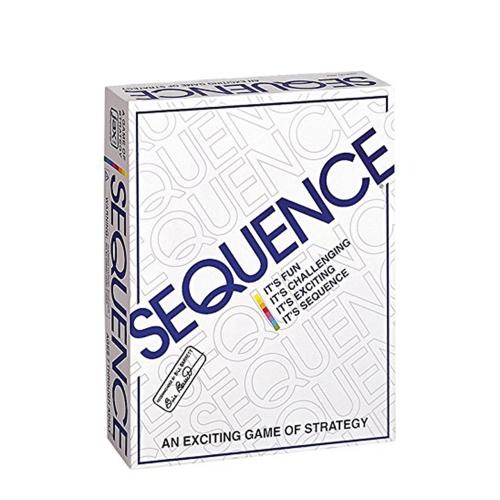 Party Games Sequence Spielkarten Spiel Ein spannendes Spiel der Strategie Freunde spielen zusammen